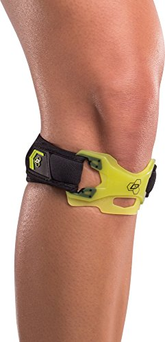 (DonJoy Performance WEBTECH Knee Support Strap: Slime Green, Small/Medium)