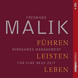 Führen, Leisten, Leben Audiobook