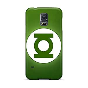 WAWOCASE Case Cover For Galaxy S5 - Retailer Packaging Green Lantern Movie Protective Case