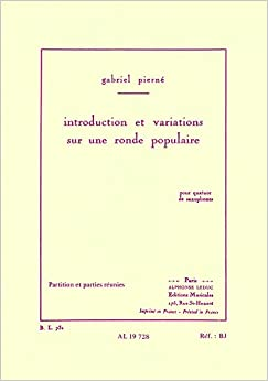 Introduction Et Variations