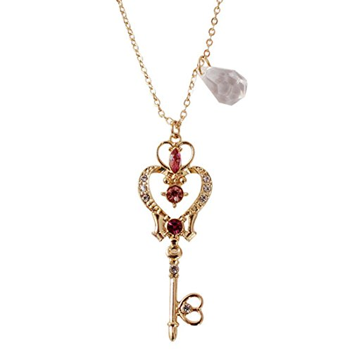 Crystal Wand Pendant (Sailor Moon Crystal Wand Pendant Necklace (Necklace))
