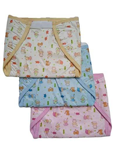 Plastic diaper girl