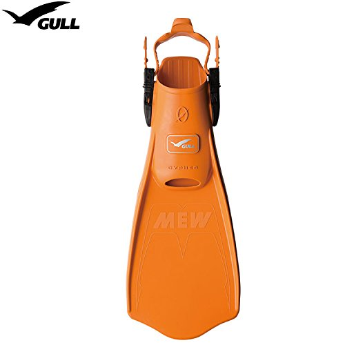 GULL(ガル) MEW CYPHER ミューサイファー オレンジ M B06XPQVGXP
