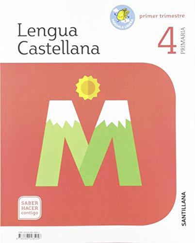LENGUA 4 PRIMARIA SABER HACER CONTIGO por Santillana Educación, S.L.