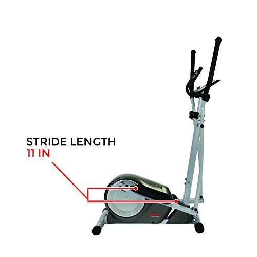 Sunny Health & Fitness SF-E3609 Magnetic Elliptical Trainer Elliptical Machine by Sunny Health & Fitness (Image #8)