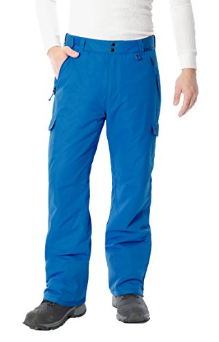 Men's 1960 Snow Sports Cargo Pants, Medium, Nautical Blue (Snowboard Men Blue Pants)