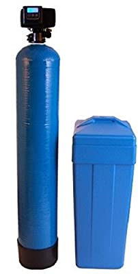 USA Fleck 5600 SXT Water Softener Ships Loaded With Resin In Tank For Easy Installation
