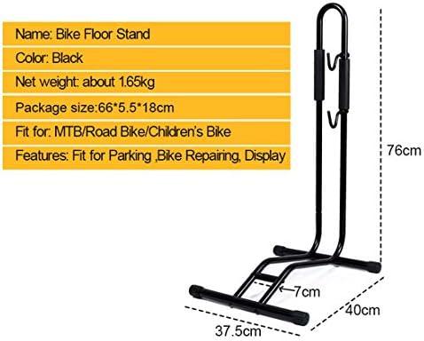 UICICI Bicicleta Enchufe Estacionamiento en Rack Bicicleta Tipo-L ...