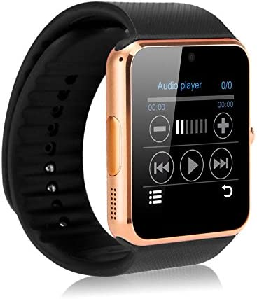 Zomtop Portatil Bluetooth Reloj Inteligente Gt08 Smart Health ...