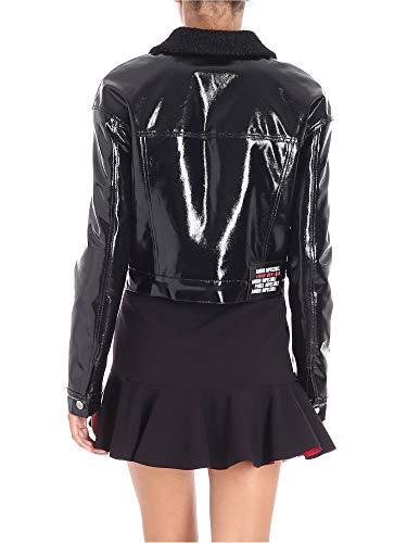 Donna 3u10et6517z99 Giacca Pinko Outerwear Poliestere Nero 1Twa7pqxC
