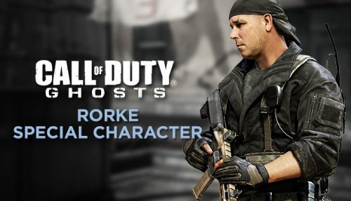 call of duty ghosts rorke special character online