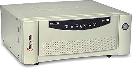 Microtek UPS EB 1200 VA UPS Inverter  Amazon.in  Home   Kitchen 750b6f57e01