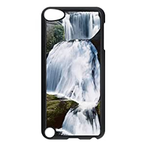 LGLLP Waterfall Phone case For Ipod Touch 5 [Pattern-2]