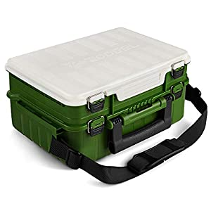 Rodeel Specialist Tackle System, Fishing Tackle Box for Storage and Organization of Fishing...