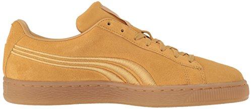 Insigne Classique En Cuir Suédé Sneaker En Mode Glacé, Taffy, 8.5 M Us