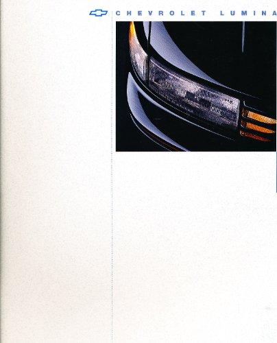 1994 Chevrolet Lumina 16-page Original Sales Brochure Catalog - Chevy Z34 Euro