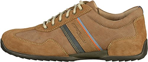 camel active Fever Men's Casual Suede Lace up Trainers Cord Suede/Navy factory outlet sale online rJaI9GgtWw