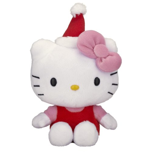 [Jakks Pacific Hello Kitty Holiday Plush - 5.5