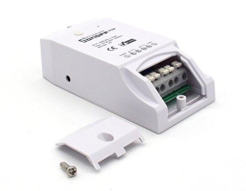 Nest WIFI Google Home Komforthaus Sonoff POW- Interrupteur compatible  Alexa relais avec mesure de consommation IFTTT/…