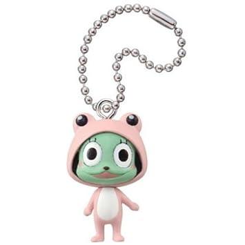 Fairy Tail Frosch Deformed Mini Figura Llavero: Amazon.es ...