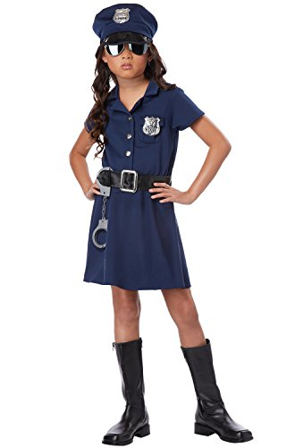 California Costumes Police Officer Child Costume, - Sunglasses For Officers Police