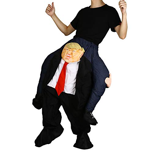 Funny Donald-Trump Back -