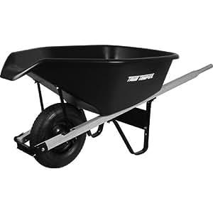 Amazon Com Quot Ames Quot Cp6ps Poly Wheelbarrow 6 Cubic Feet
