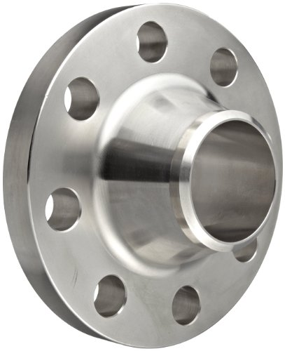 Stainless Steel 304/304L Weld Neck Pipe Fitting, Flange, Schedule 40, Class 300, 1