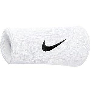 Nike Swoosh Bandeau de transpiration en tissu Žponge Lot de 2