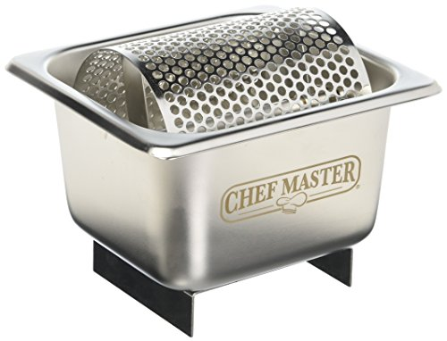 Chef-Master 90021 Butter Spreader Stainless Steel, - Chef Spreader