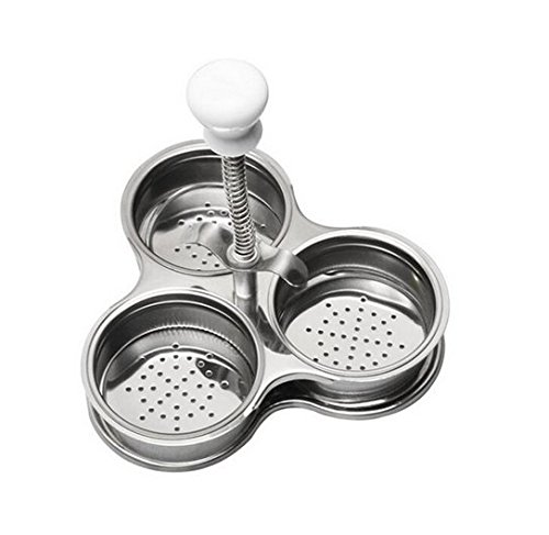 TM. BR COCEDOR de huevos cocina caldera de acero inoxidable ...