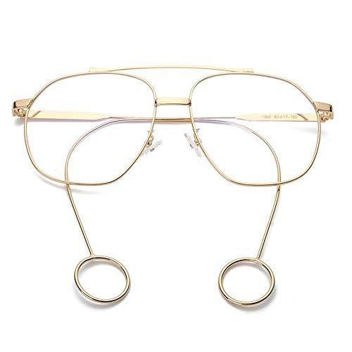 PC Goggle De Qualité 100 Mode Protection Soleil Lunettes UV 6 Alliage Loisirs Cadre Homme Femme Couleurs ZHRUIY A5 Sports Personnalité Haute vT5qwB