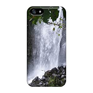 Awesome LastMemory Defender PC Hard For SamSung Galaxy S6 Phone Case Cover - Waterfalls