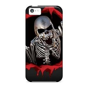 DustinHVance Slim Fit Tpu Protector NqvOeYq3244HmeML Shock Absorbent Bumper Case For Iphone 5c