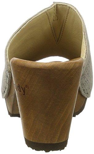 Woody Elly - Mules Mujer Braun (Nocciola)