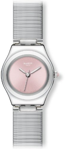 Swatch Pink Pill Ladies Watch YSS264M