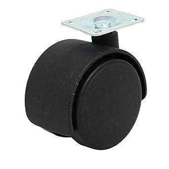 eDealMax 2 pulgadas de diámetro Superior giratoria Doble ...