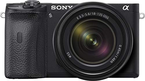Sony Alpha ILCE 6600M 24.2 MP Mirrorless Camera with 18-135 mm Zoom Lens (APS-C Sensor, Fastest Auto Focus, Real-time… 1