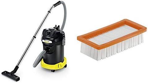 Kärcher Aspiradora en seco + Kärcher Filtro para aspiración: Amazon.es: Bricolaje y herramientas