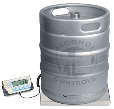 Keg Scale - Tired of the old