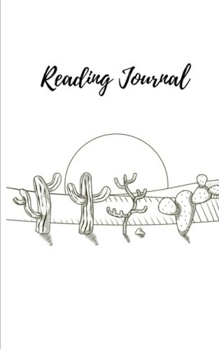 Read Online Reading Journal: Hand Drawn Journal Writing A Book Review Reading Log 5 x 8 Inch ebook