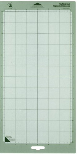 Cricut 29-0003 6-by-12-Inch Adhesive Cutting Mat, Set of 2