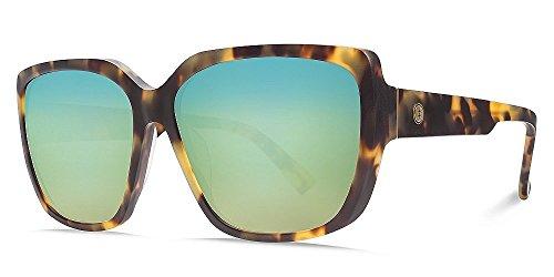 Electric - Womens Honey Bee Sunglasses, Pine Tort/Matte Green - Mazzucchelli Acetate