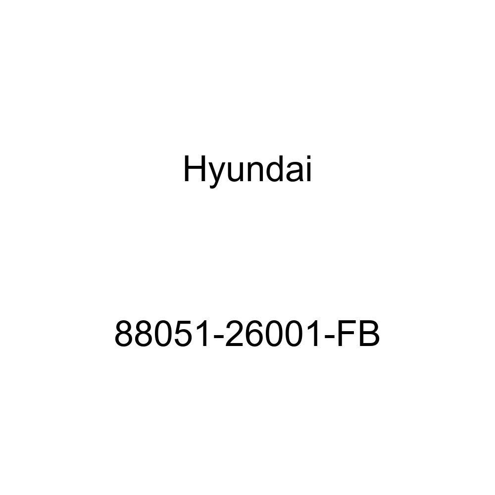 Genuine Hyundai 88051-26001-FB Seat Cover Left Front