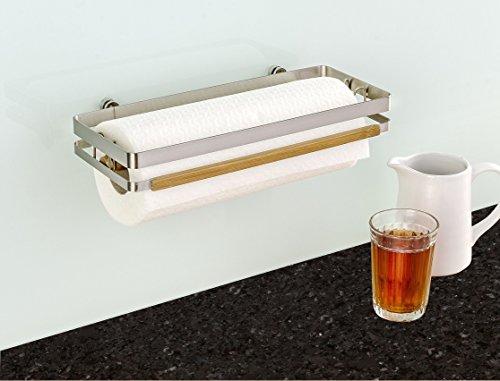 Wenko premium portarrollos de papel de cocina soporte - Portarrollos papel cocina ...