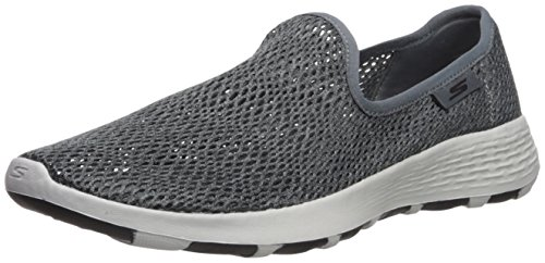Skechers Performance Men's Go Walk Cool-54650 Sneaker,Charcoal,8 M (Skechers Cool)