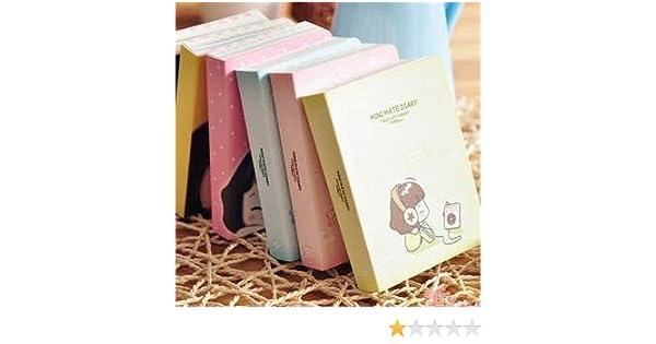 Amazon.com : 2015 New Planner Composition Book Paper Agenda ...