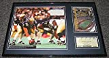 1999 Pitt vs Notre Dame Framed Ticket & Photo