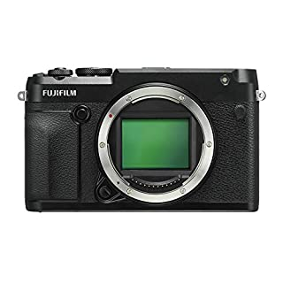 Fujifilm GFX 50R 51.4MP Mirrorless Medium Format Camera (Body Only)
