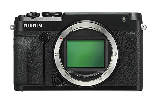 Fujifilm GFX 50R 51.4MP Mirrorless Medium Format Camera (Available optional lenses: Fujinon GF32-64mmF4 R LM WR, Fujinon GF45mmF2.8 R WR, Fujinon GF63mmF2.8 R WR)